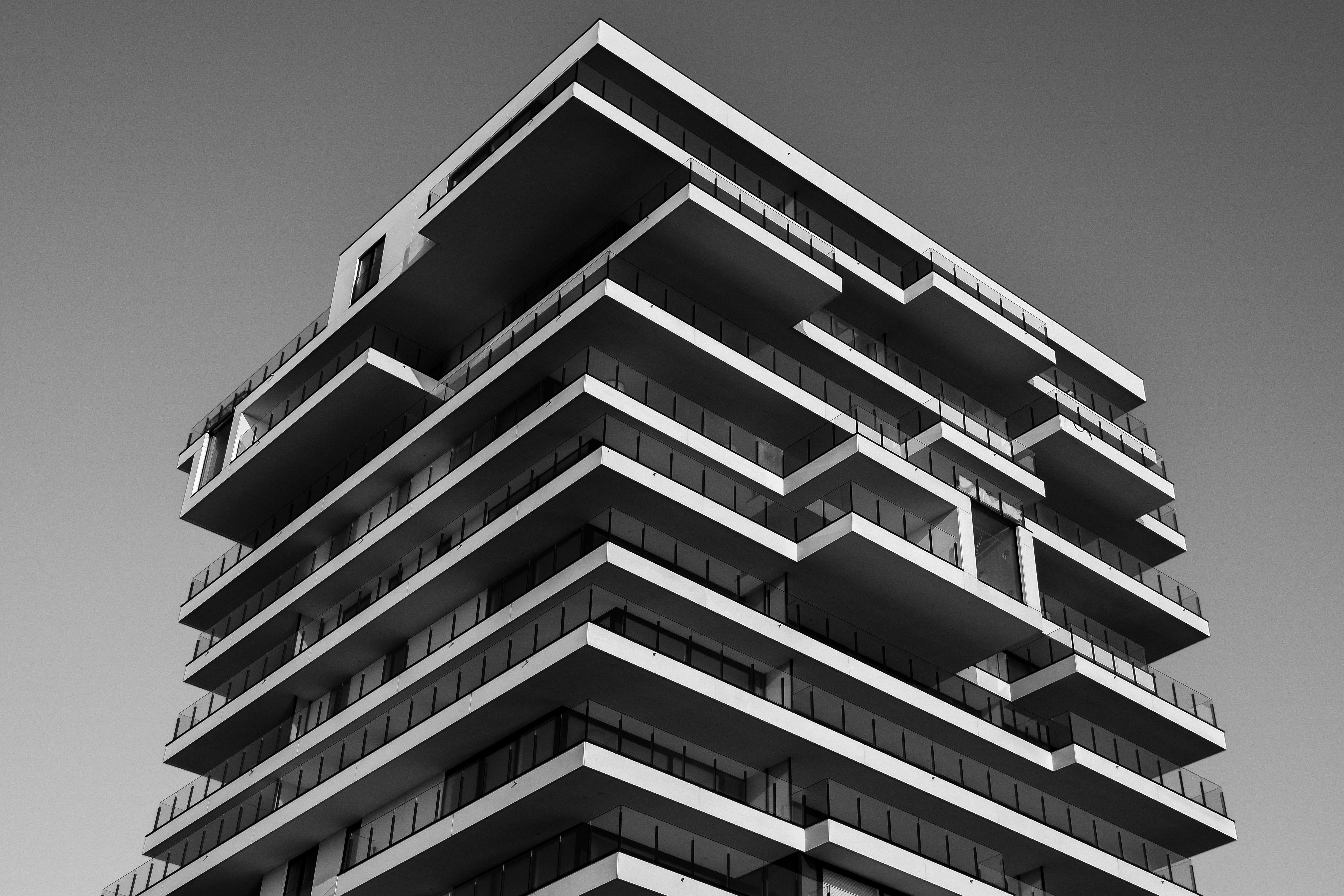 construção condomínio